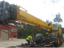 2013 GROVE CRANES RT880E T4