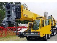 2014 GROVE CRANES TMS800E T4