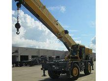 2012 GROVE CRANES RT530E2 T4