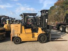 2007 CAT LIFT TRUCK GC70KS