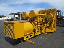 2000 CATERPILLAR 1500KW