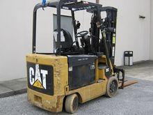 2008 CAT LIFT TRUCK E6000