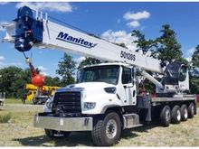 2016 MANITEX 50110S T4