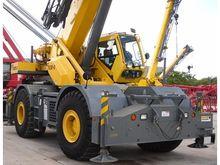 2012 GROVE CRANES RT765E2 T4