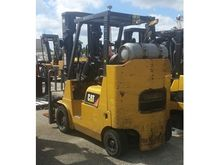 2011 CAT LIFT TRUCK C6000LP