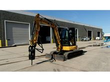 2016 CATERPILLAR 305E2CAB