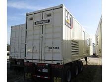 2012 CATERPILLAR 1250KW