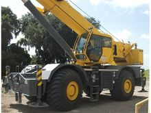 2012 GROVE CRANES RT880E T4