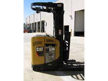 2007 CAT LIFT TRUCK NR3000
