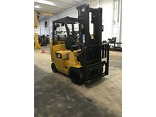 2010 CAT LIFT TRUCK GC40KLPSTR