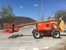 2007 JLG 600A Articulated boom