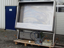 Manual Screen Washer made of St