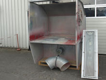 Used Parts spraying
