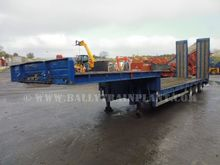 Overlander Tri-Axle Low Loader