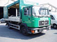 Used 1989 MAN 4x2 12