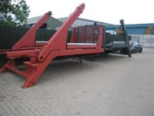 DAF Hyva Container transport