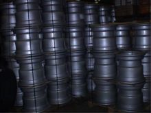 Wheels for trucks and agricultu