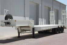 Lowbed Trailer 70 To Semi-lowlo