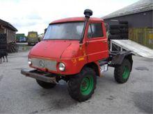 Unimog 411 4x4 Trucks