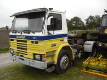 Scania 82 4x2 Tractor unit