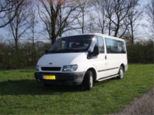 2007 Ford Tourneo 2.0 TDI 63KW