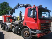 DAF 75 Truck Crane