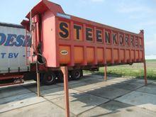 HARDOX KIPPER MET WI Container