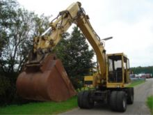 1993 Caterpillar 206 BFT Wheele