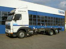 1996 Volvo 1996 FH12 6x2 BDF, 3