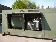 Generator set 97 KVA Aggregates