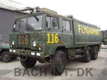 Scania 4112 6x6 firetruck