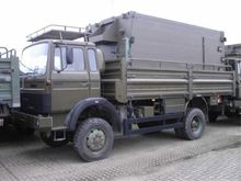 Iveco-Magirus 110-17 AW Army tr
