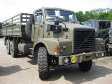Volvo N 10 Army truck