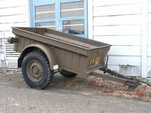 Used Jeep M 100 Open