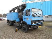 Used MAN FA 1300 DT