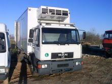 1998 MAN 14.163 Freeze truck wi