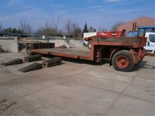 Netam E 116 Low loader