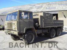 Scania TGB 40 6x6 Army truck