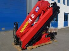 New HMF 2220 Lorry w