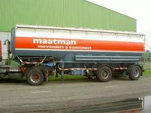 1988 welgro foodtank 45 M3, 8 k