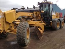 2010 Caterpillar 14M _ 2010 Gra