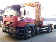 1997 Iveco EUROTEK 240E42 Lorry