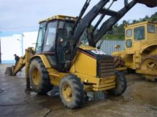 2004 Caterpillar 428D Backhoe L