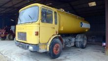 1980 Renault SAVIEM S170 Tank