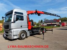 Used MAN TGX SZM-SON