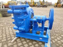 Used WARMANN SLURRY