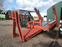 Used Container trans