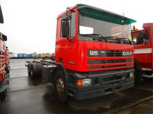 DAF 95.360 Chassis cabin