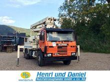 Used Scania Concrete
