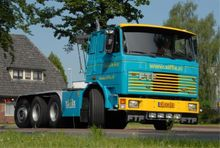 1991 FTF Zwaar Transport Trekke